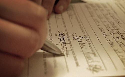 доверенность без права подписи документов образец