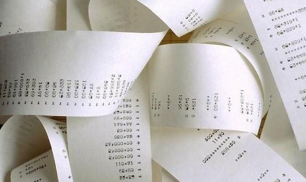 Оформление чеков