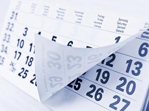 План рабочих и выходных дней