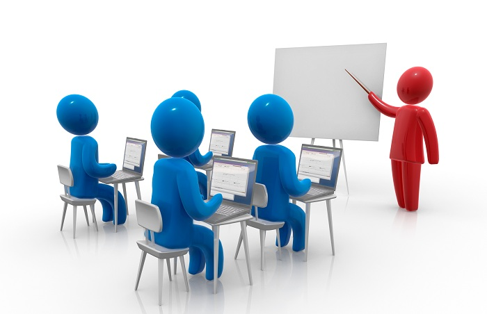 Бизнес на обучении людей