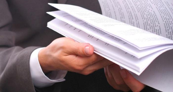 Подача заявления в налоговую