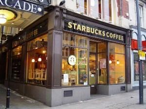 Заведение кофейни