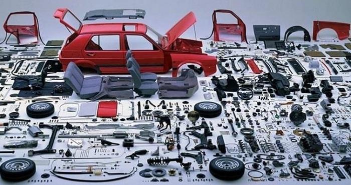 Автомобильные детали