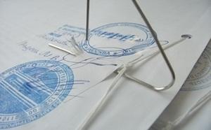 Фото: как сшивать документы