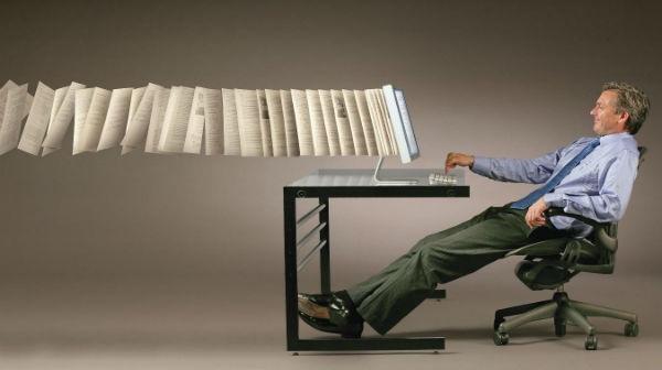 Документооборот на предприятии