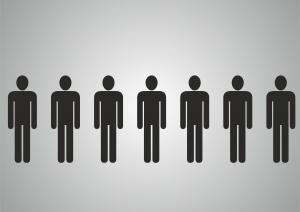 Как правильно округлить среднесписочную численность за год