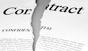 письмо о расторжении соглашения