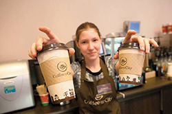 Преимущества открытия кофейни по франшизе