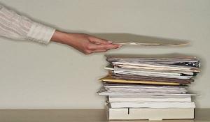хранение документации