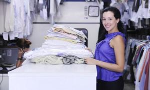 Как открыть пункт приема химчистки одежды по франшизе