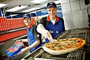 готовка пиццы