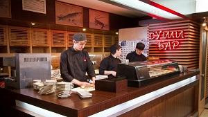 Франшиза суши баров