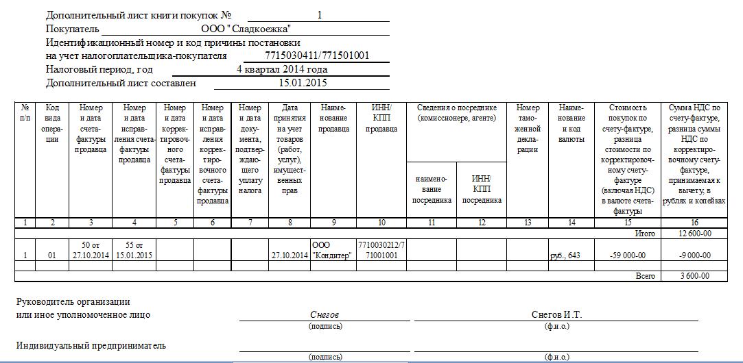 1с заполнение книги покупок при импорте установка цен номенклатуры в 1с предприятие 8.2