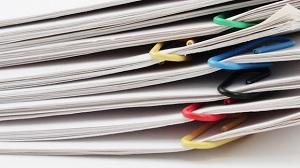 хранение бумаг