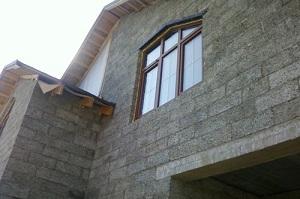 дом из материала