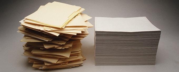 оформление бумаг