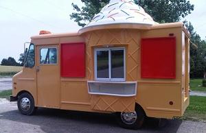 фургон-мороженое