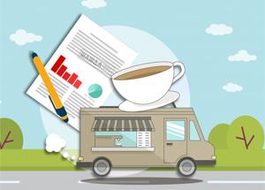 план организации мобильной кофейни